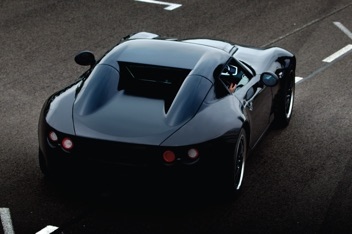 The Lightning EV Gt Supercar 6