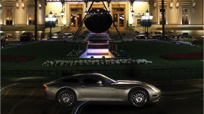 The Lightning EV GT Supercar in Monaco